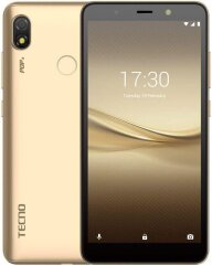 Tecno POP 3 BB2 1/16GB DS Champagne Gold (4895180751271) (UA)