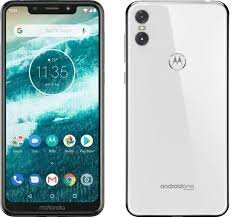 Motorola One Dual XT1941-4 6/64GB White
